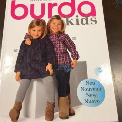 Burda Kids Inspiratie Showboek, 2011/2012