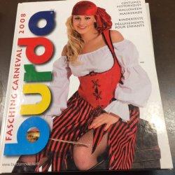 Burda Carnaval Inspiratie Showboek 2008