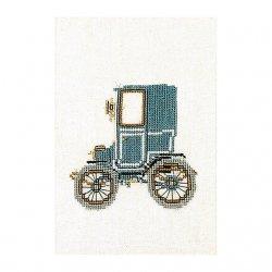 Thea G.Renault 1898 op aida of linnen