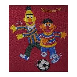 Applicatie Bert en Ernie voetbal