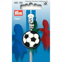 Prym Fashion Zipper Voetbal