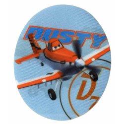 Applicatie Disney ovaal Planes assortiment 2 stuks