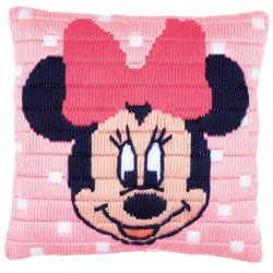SPANSTEEKKUSSEN KIT DISNEY MINNIE MOUSE