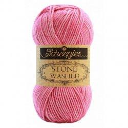 Stone washed kleur 836 Tourmaline