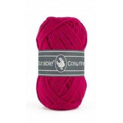 Durable Cosy Fine kleur 238 Deep fuchsia