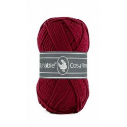 Durable Cosy Fine kleur 222 Bordeaux