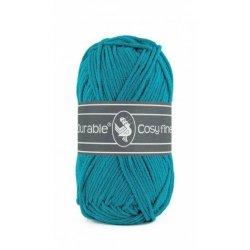 Durable Cosy Fine kleur 371 Turquoise