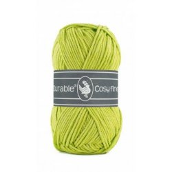 Durable Cosy Fine kleur 352 Lime