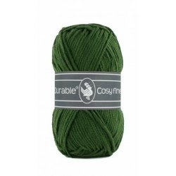 Durable Cosy Fine kleur 2150 Forest green