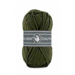 Durable Cosy Fine kleur 2149 Dark olive