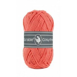 Durable Cosy Fine kleur 2190 Coral