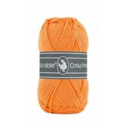 Durable Cosy Fine kleur 2197 Mandarin
