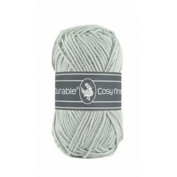 Durable Cosy Fine kleur 2228 Silver grey