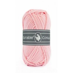 Durable Cosy kleur 204 Light Pink