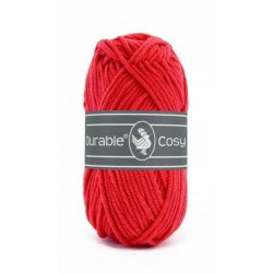 Durable Cosy kleur 316 Red