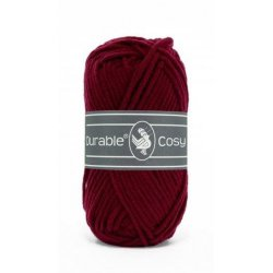 Durable Cosy kleur 222 Bordeaux