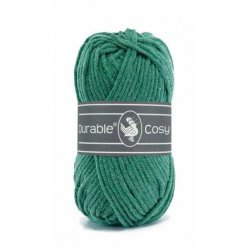 Durable Cosy kleur 2139 Agate green