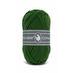 Durable Cosy kleur 2150 Forest green