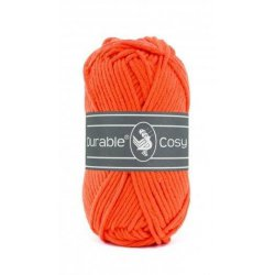 Durable Cosy kleur 2196 Orange